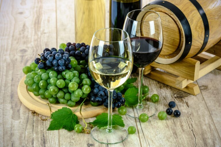 vin tonneaux